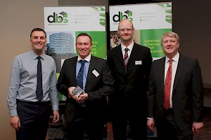 2015 DBS Supply Chain Winner - Quality