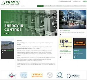 Integrated BMS Launch New Website